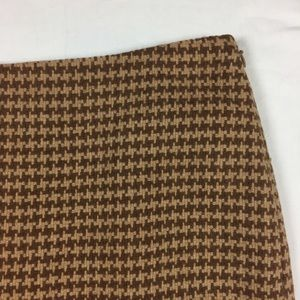 Brooks Brothers houndstooth skirt size 2